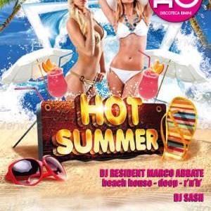 Hot Summer all'Io Club Rimini