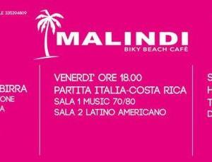 Festa Happy Hippy al Malindi Biky Beach Cattolica