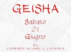 Festa Geisha al Mojito Beach Riccione