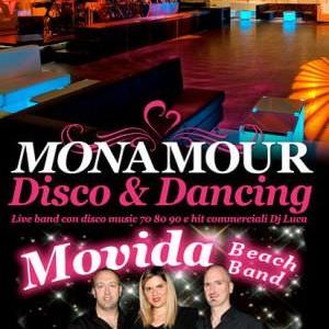 Movida Band al Monamour Rimini