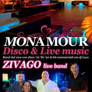 Tornano i Trivago Band al Mon Amour