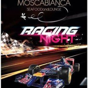 Racing Night al Moscabianca Riccione