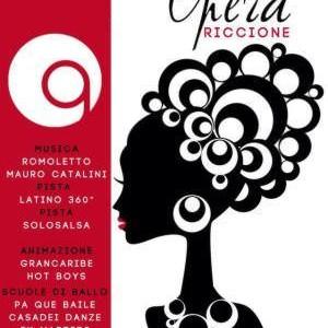 Martedì latino all'Opèra Riccione