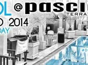 PoolParty giovedì al Pascià