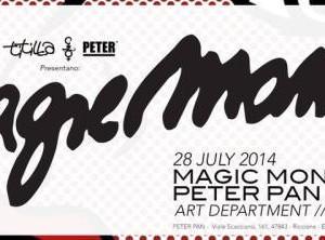 Art Department al Magic Monday del Peter Pan Riccione