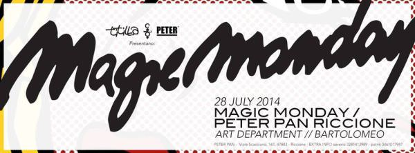 peter pan magic monday 2014