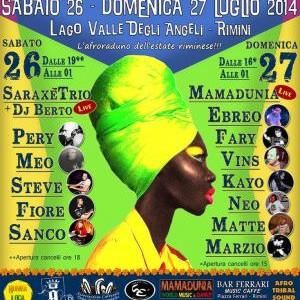 Rimini Afro Festival 2014