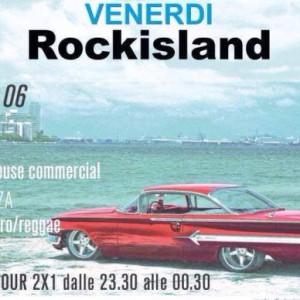 La Terrazza Rock Island Rimini