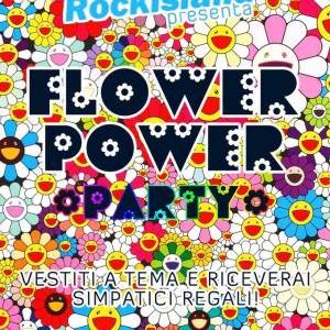 Flower Party al Rockisland Rimini