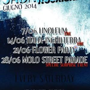 Italia Inghilterra live al Rockisland Rimini