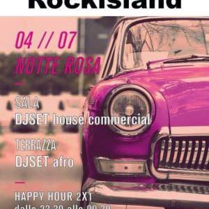 Venerdì Notte Rosa 2014 al Rockisland Rimini