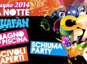 Primo Schiuma Party Aquafan