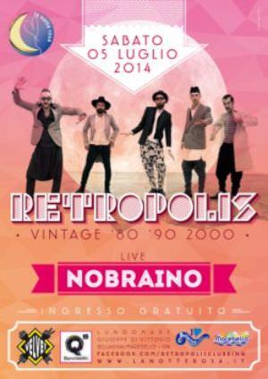 velvet retropolis notte rosa 2014