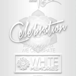 Festa White Memories alla Villa delle Rose