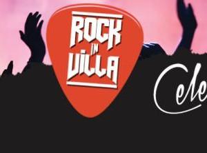 Rock in Villa alla Villa delle Rose Riccione