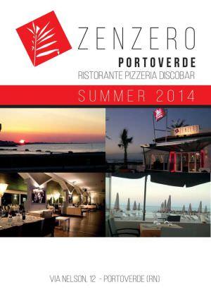 zenzero portoverde 29 giugno 2014