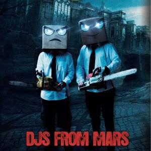 Schiuma Party e Dj From Mars alla Baia Imperiale
