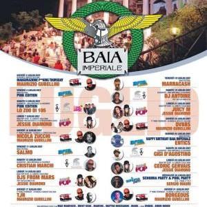 Finale La più bella del Mondo 2014 e Good Bye Summer 2014 alla Baia Imperiale