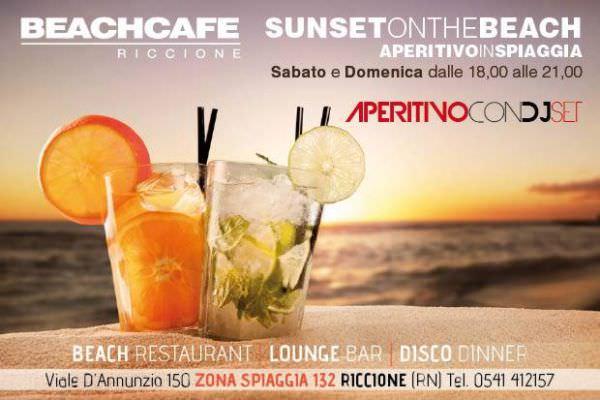 beach cafe riccione 12 luglio 2014