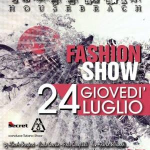 Fashion Show al Beky Bay