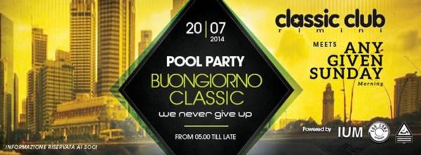classic club rimini 20 luglio 2014