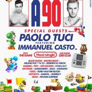Paolo Tuci al Classic Club Rimini