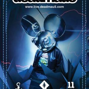 Il grande Deadmau5 al Cocoricò Riccione