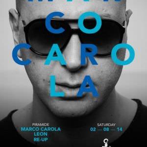 Marco Carola al Cocoricò Riccione