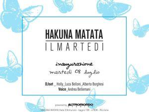 hakuna matata riccione 22 luglio 2014
