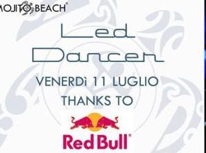 Led Dancer al Mojito Riccione