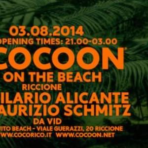 Maurizio Schmitz al Mojito Beach Riccione