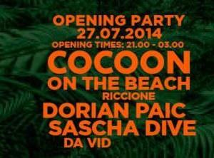 Cocoon On The Beach al Mojito Riccione