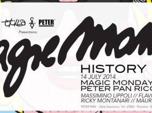 Closing Party Magic Monday Peter Pan Riccione