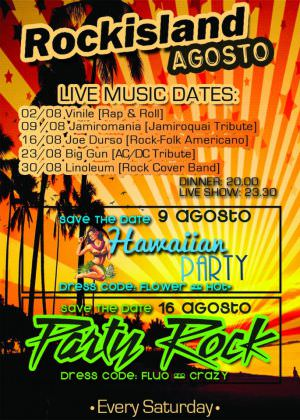 rockisland rimini 5 luglio 2014
