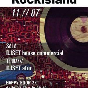 Venerdì notte al Rockisland Rimini