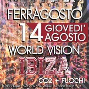 World Vision Ibiza al Beky Bay