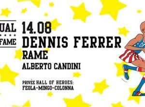 Dennis Ferrer al Hall all Fame del Coconuts