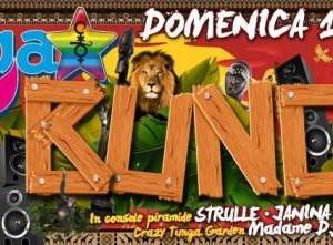 Festa BUNGA al Cocorico con Tunga XXL