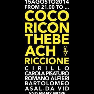 Cocorico on the Beach al Mojito Riccione