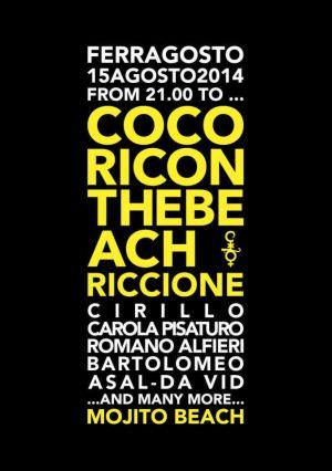 cocorico riccione al mojito 15 agosto 2014