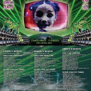 MAGNETIK ELECTRONIC FESTIVAL – Giorno 3
