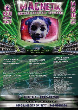 ecu magnetik summer festival