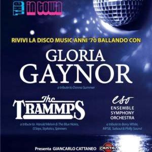 Concerto Gloria Gaynor per Ferragosto
