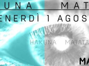 Max Monti al Hakuna Matata