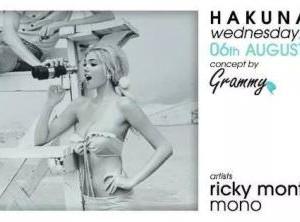 Speciale Ricky Montanari all'Hakuna Matata