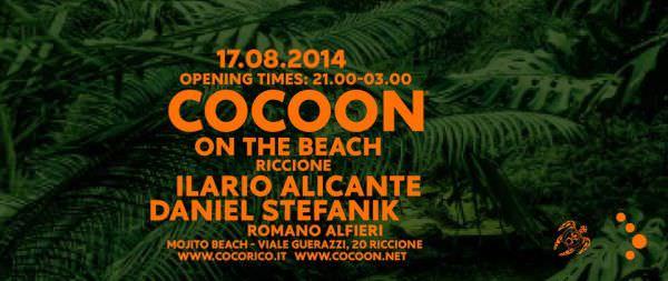 mojito riccione cocoon on the beach 17 agosto 2014
