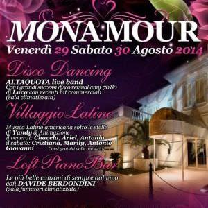 AltaQuota in concerto al Monamour Rimini