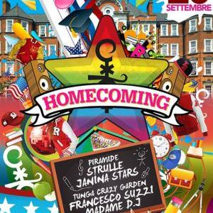 Festa Tunga Homecoming al Cocoricò