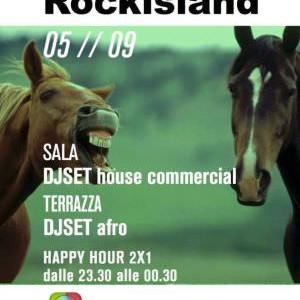 Primo Weekend di Settembre col Rockisland