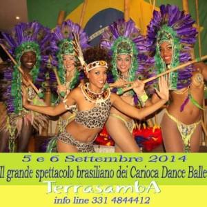 Carioca Dance Bullet al Terrasamba Rimini